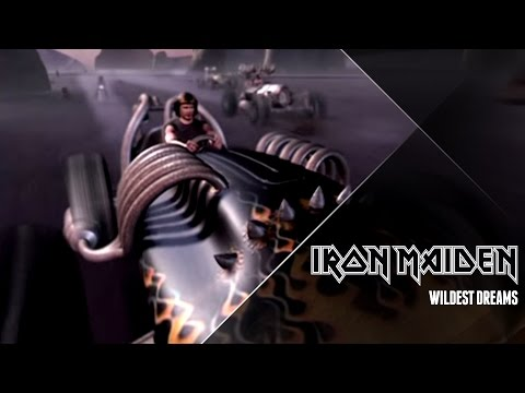 Iron Maiden - Wildest Dreams