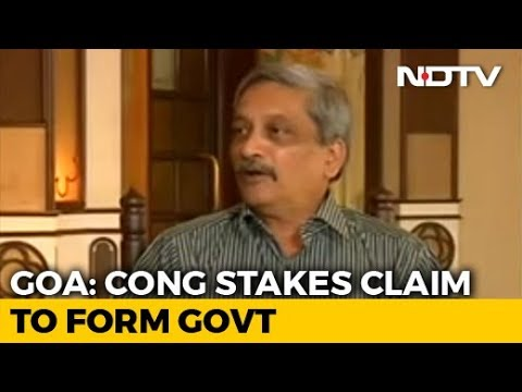 """Dismiss BJP's Goa Government"": Congress Stakes Claim, Writes To Governor"