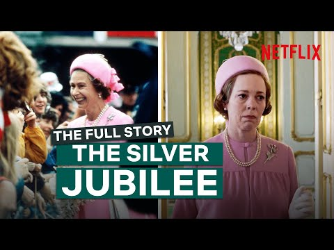 The Crown | The True Story Behind Ep10 and The Silver Jubilee