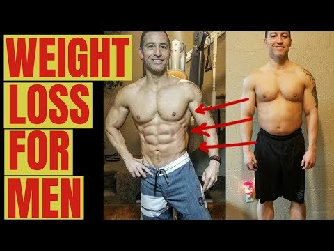 ULTIMATE Weight Loss Diet For Men (Get Lean Fast!)