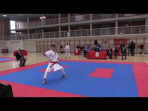 Campeonato Navarro Absoluto 180218B