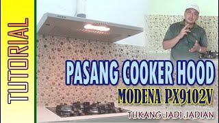 Download Video CARA PASANG COOKER HOOD MODENA (penghisap asap) MP3 3GP MP4