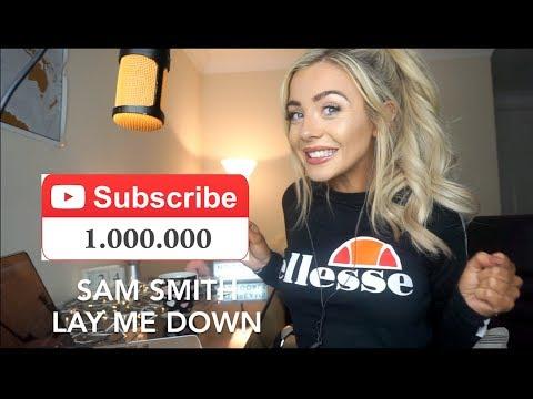 Sam Smith - Lay Me Down   1 MILLION COVER! 😱💗 (видео)