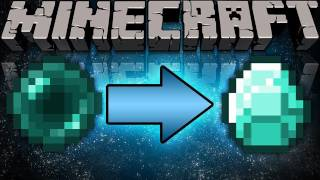 Ender Pearls To Diamonds Mod! - Mod Spotlight