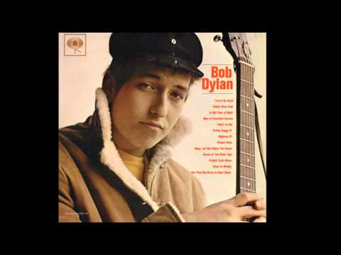 19th March 1962: Bob Dylan releases his eponymous debut album