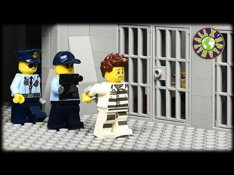 Lego Prison Break. Full Story.