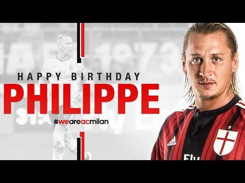Buon Compleanno Philippe Mexes | AC Milan Official