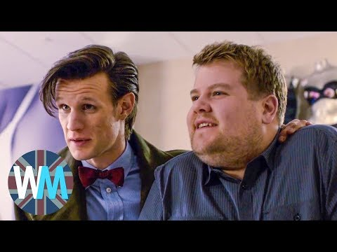 Top 10 Guest Star Cameos In Doctor Who