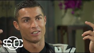 Cristiano Ronaldo sits down with Marty Smith to talk about his career, his visit to China and more. ✓ Subscribe to ESPN on ...