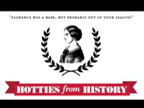 The Bugle's Hotties from History Compilation