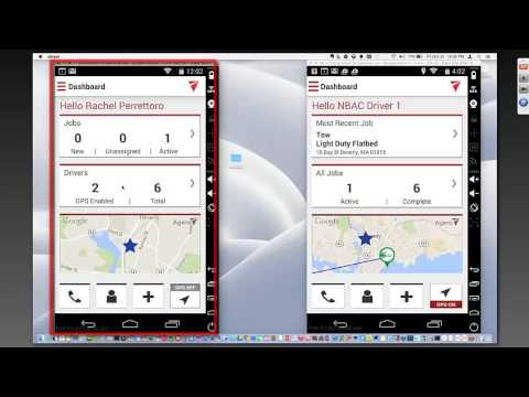 Agero App Overview