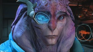 Playlist: https://www.youtube.com/playlist?list=PLbEKoKJnvYAjJA4gNy4gwZ_bp13I3UIaxMass Effect Andromeda Jaal Romance Complete All Scenes. The full Jaal Ama Darav and Male Ryder romance from the beginning to the end.
