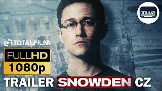 Snowden (2016) CZ HD trailer