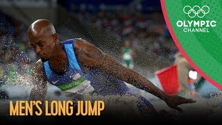 Video Men's Long Jump Final | Rio 2016 Replay MP3, 3GP, MP4, WEBM, AVI, FLV September 2018