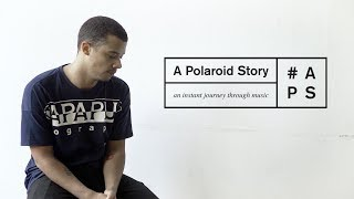 A POLAROID STORY x RALEIGH RITCHIE