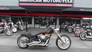 7. 2007 American Ironhorse Bandera - Used Motorcycle For Sale
