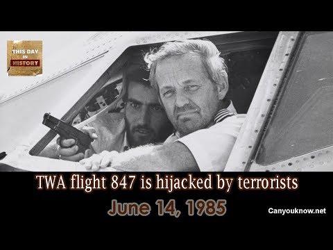Video - Συνελήφθη στη Μύκονο ο αεροπειρατής της TWA, 34 χρόνια μετά!