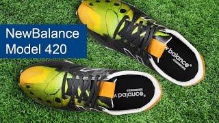 New Balance Model 420 - фото