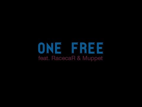 Sax Machine - One Free ft. Racecar & Muppet (Clip Officiel)