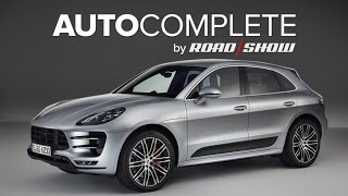 AutoComplete: Porsche Macan Turbo Performance Pack shows there's always room for improvement by Roadshow