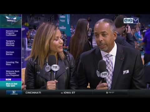 Dell and Sonya Curry talk raising NBA sons Steph and Seth