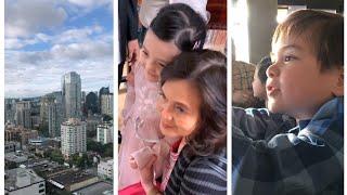 Video Hari Pertama Keluarga A6 di Canada 😍😘 MP3, 3GP, MP4, WEBM, AVI, FLV Juni 2019