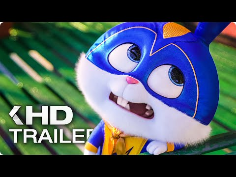 THE SECRET LIFE OF PETS 2 - 11 Minutes Trailers (2019)