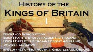 HISTORY OF THE KINGS OF BRITAIN Book I - AudioBook   GreatestAudioBooks