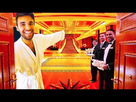 WORLD'S #1 RATED 5-STAR HOTEL (World Record $1.4 Billion Budget)!
