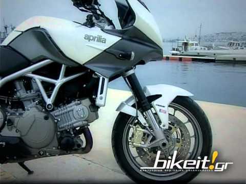 Aprilia Mana 850 GT video test