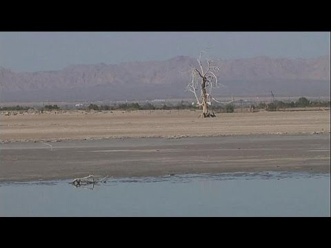 Η μεγαλύτερη λίμνη της Καλιφόρνια συρρικνώνεται δραματικά – science