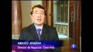 Informe semanal, el desembarco Chino 1
