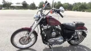 9. 2012 Harley Davidson XL1200V Sportster 72