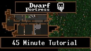 Dwarf Fortress Tutorial - (How to Play / Starting Guide for Beginners)
