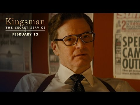 Kingsman: The Secret Service (Featurette 'Uncovering the Kingsman')