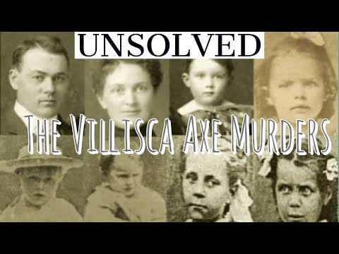 (UNSOLVED) The Villisca Axe Murders - The Moore Family - True Crime Series