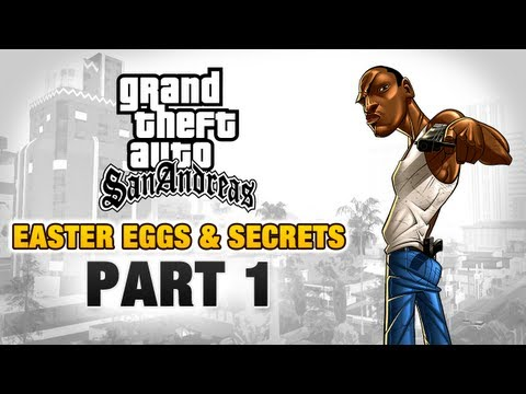 גי.טי.אי - GTA San Andreas City Easter Eggs and Secrets (Part 1) All the Easter Eggs and Secrets found in Grand Theft Auto: San Andreas Follow our GTA San Andreas Show ...