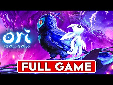 ORI AND THE WILL OF THE WISPS Gameplay Walkthrough Part 1 FULL GAME [1080p HD 60FPS] - No Commentary