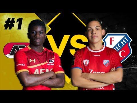 eDivisie | AZ - FC Utrecht