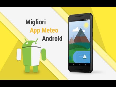 Migliori App Meteo Android ITA da TuttoAndroid   n.8