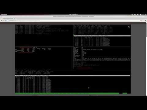 tmux Tutorial: Lernen in 7 Minuten [Linux] [Deutsch] [HD] (видео)