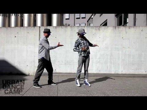 TIME CONTROL :: AMAZING DUBSTEP DANCE :: MARQUESSE SCOTT & POPPING JOHN