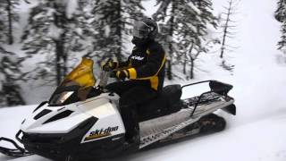 4. 2017 Ski Doo  Skandic and Tundra