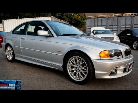 Walk Around - 2000 BMW E46 318 Ci 5spd - Japanese Car Auction