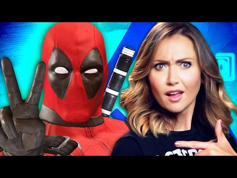 Clip - We talk the KILLER leaked clip from Tim Miller's DEADPOOL, what it means for the movie and some exclusive script details on Nerdist News with Jessica Chobot. Did you get to see the leaked...