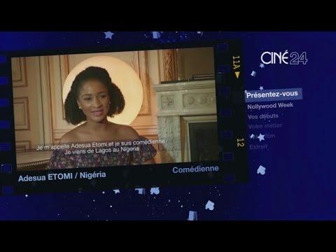 CINE24 - Nigéria: Adesua Etomi, Comédienne