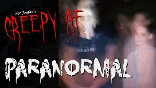 """Ace Jordan's """"CREEPY AF"""" is a YouTube show featuring Erik Vanlier of Golden State Haunts (special guest on Ghost Adventures, Good Mythical Morning & many paranormal themed TV and Radio Shows). http://www.dreadcentral.com/category/podcasts/brainwaves/CREEPY AF will review some of the best haunted attractions in the world.  We will also cover horror themed events like conventions and premieres.  Finally, we be traveling to some of the most haunted places in America and conducting paranormal investigations.On this weeks episode, Ace & Erik visit Andres Pico Adobe, one of the oldest homes in the San Fernando Valley. They guest star on Dread Central's podcast BRAINWAVES along with horror actress Trista Robinson.* * *Please LIKE & SHARE our videos!You can find us on social media here:https://twitter.com/CreepyAFShowhttps://www.instagram.com/creepyafshow/https://www.facebook.com/CreepyAFShow/Ace Jordan https://twitter.com/acejordanfilmhttps://www.instagram.com/acejordanfilm/https://www.facebook.com/jordanfilmhttp://www.aminoapps.com/page/horror/4197496/ace-jordanErik Vanlierhttps://twitter.com/GsHauntsEventshttps://www.facebook.com/VIPPARANORMALhttps://www.instagram.com/golden_state_haunts/http://www.goldenstatehaunts.org/"""