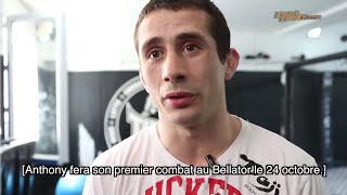Dizy France  city photo : MMA : Anthony Dizy, nouveau combattant français au Bellator - Goodies#68