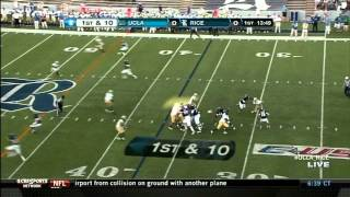 Datone Jones vs Nebraska & Rice (2012)