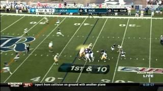 Datone Jones vs Nebraska & Rice (2012)